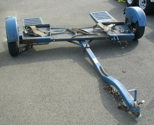 Tow Dollies and Open & Enclosed Trailers - Go Ahead - Take