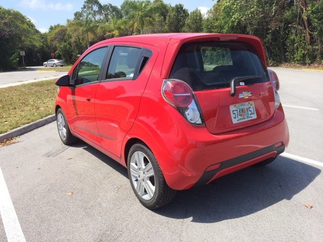 The Chevy Spark