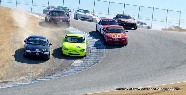 2014 Spec Miata Runoffs Plunge-Gate - Go Ahead - Take the Wheel