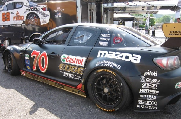 Dark Ecrets The Realities Of Professional Road Racing Go - Mazda racing series