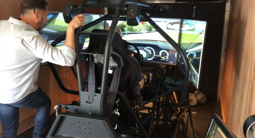 Racing Simulators: Evaluating Options and Moving Forward - Go Ahead